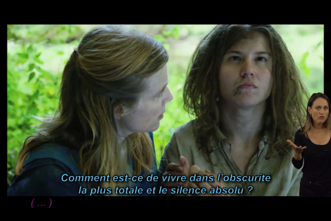 "Bande Annonce "" Marie Heurtin"""